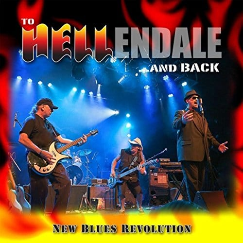To Hellendale & Back CD cover