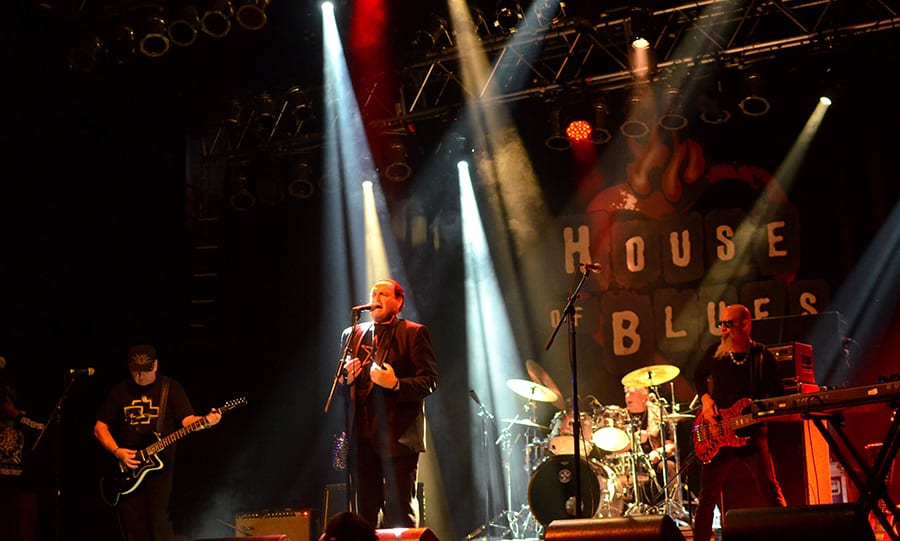 NBR at House of Blues