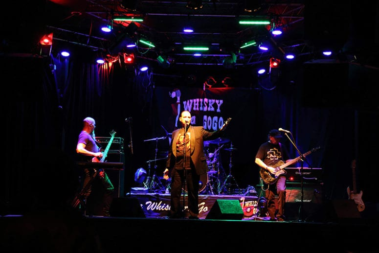 NBR at the Whisky 2016
